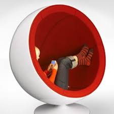 The Ball Chair By Eero Aarnio Quirky Berkeley The Eero Aarnio Bell Chair
