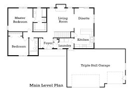 Country Rambler Floor Plans By IHPDesign Rambler Floor Plan - Rambler home designs