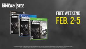 siege free rainbow six siege free to play this weekend playstation