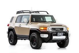 Baja Rack Fj Cruiser Ladder by Trd U0027s Baja Series Themed Fj S Cruiser Rolling Towards The Sema