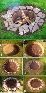 awesome diy firepit ideas for your yard the best garden on
