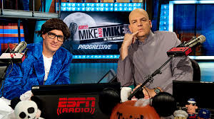Mike Halloween Costume Espn Radio Mike Mike Halloween Espnradio