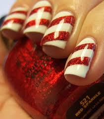 29 best christmas nail art images on pinterest holiday nails