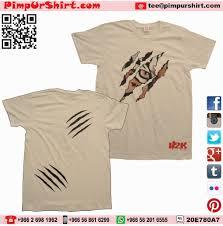 tiger claws scratch t shirts tiger claws scratch design custom