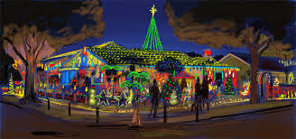 winter park christmas lights analog artist digital world christmas lights