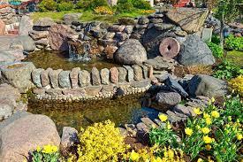 Build Backyard Pond Build Small Garden Pond Waterfall Build Backyard Pond Waterfall A