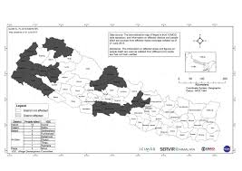 Map Of Nepal India by 2013 Monsoon Floods In Nepal And India What Happened And What