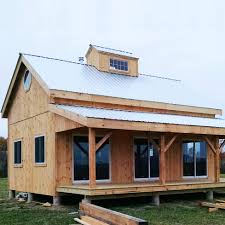a frame house plans with loft kits for 20 x 30 timber frame cabin cottage shop