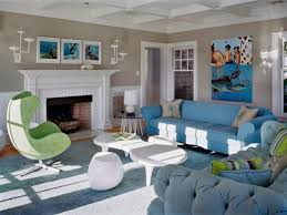 home design coastal themed living rooms beach cottage room house