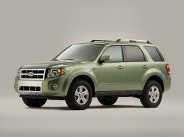Ford Escape Suv - ford escape hybrid technical details history photos on better