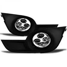 nissan altima 2013 led headlights spyder 2013 2015 nissan altima fog lights