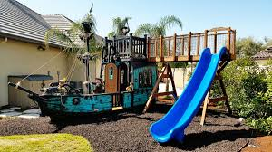pirate ship playhouse luxury wood playhouses dixon woodworking