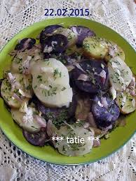 topinambour recette cuisine recette de salade de pommes de terre et topinambour en salade