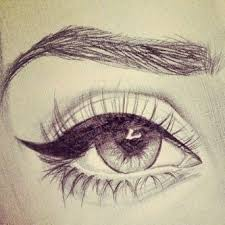best 25 sketch of an eye ideas on pinterest human drawing eye