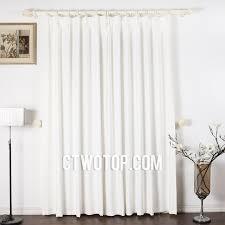 White Darkening Curtains White Blackout Curtains Eulanguages Net