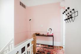 Bathrooms By Design Our Entryway Makeover Positively Pink French By Design