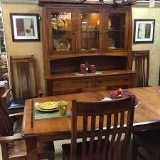 mission style dining room set mission style dining room set fireside furniture
