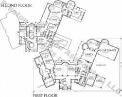 luxury estate floor plans luxury two story home floor plan for sale