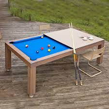 Pool Table Dining Table Outdoor Pool Table U2013 Luxury Pool Tables