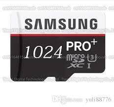 Memory Card Samsung 256gb 2018 high quality 128gb 256gb 512gb 1024gb samsung pro micro sd