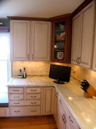 maple kitchen cabinets with white granite countertops cherry maple cabinets ambroisa white granite tile