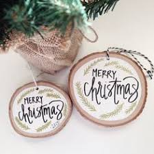 birchwood ornaments are ready to adorn your tree