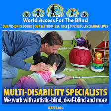 World Access For The Blind World Access For The Blind Photos Facebook