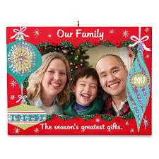 family greatest gifts picture frame 2017 hallmark keepsake