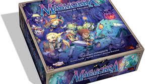 masmorra dungeons of arcadia by cmon u2014 kickstarter