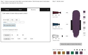 virtual paint mixer u2013 fran lafferty u0027s page