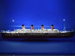 rms titanic go nautical