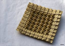 Origami Tessalation - origami how to fold the mystery tessellation