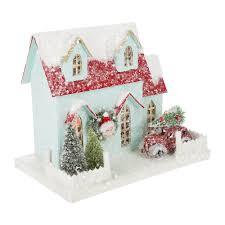 buy foster co santa claus house ornament amara
