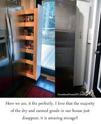 Build Your Own Pantry Cabinet How To Build Your Own Rolling Pantry Hometalk