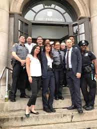 Seeking Blue Bloods Donnie Wahlberg And Blue Bloods Co Visited With Cops In