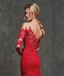 laverne vestido de festa 2016 pronovias pronovias fashion