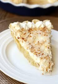thanksgiving unique recipes delicious coconut cream pie recipe the pinning mama