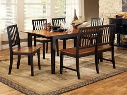 Ikea Dining Table And Chairs by Fabric Cotton Slat Black Upholstered Ikea Kitchen Tables And
