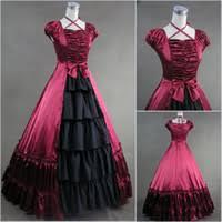Ball Gown Halloween Costumes Kaufen Sie Im Großhandel Victorian Ball Gown Halloween Costume