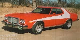 Starsky And Hutch Gran Torino For Sale Conrad Bostron U0027s S U0026h Gran Torino