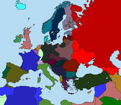 Map Pf Europe by Map Of Europe 1935 By Theko9isalive On Deviantart