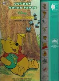 winnie the pooh and tigger golden sight n sound book