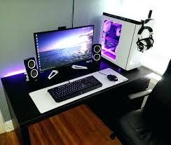Best Gaming Desk Best Desk For Gaming Computer Desk Gaming Setup The Best