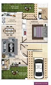 Row House Floor Plan Row House 2