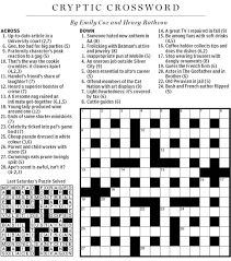 national post cryptic crossword forum october 2011