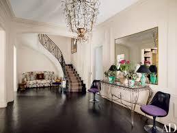 an elegant paris apartment photos architectural digest