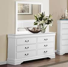 Mirror Dressers White Dresser With Mirror 105 Inspiring Style For Dressers