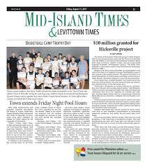mid island times u0026 levittown times by litmor publishing issuu