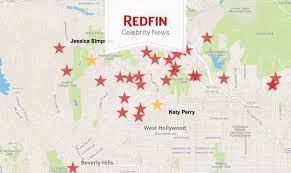 Fountain Valley Map Celeb Home Map Shows They Tend To Sell For Below Asking