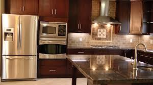 Cherry Espresso Cabinets New Espresso Kitchen Cabinets With Granite Taste